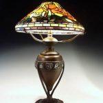 Lampe Mohnblume | Entwurf: L. C. Tiffany