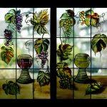 Fenster Weingut | Entwurf: Wiltrud Vogt